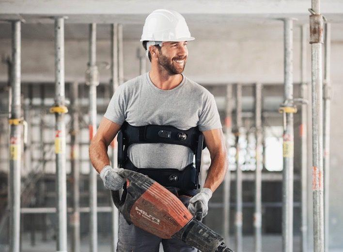 Avoid back injuries